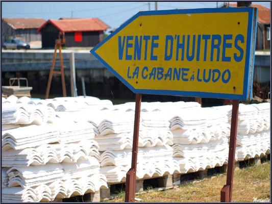 """Pour """"La Cabane à Ludo"""", suivre la flèche !"""