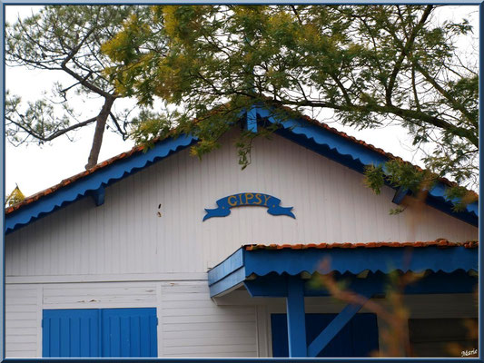 """Maison """"Gipsy"""" en bordure de la conche du Cap Ferret"""