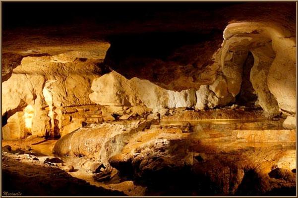 Les grottes de Sare (Pays Basque français)