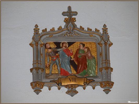 Chapelle Algérienne, Chemin de Croix étape VIII,  Village de L'Herbe, Bassin d'Arcachon (33)