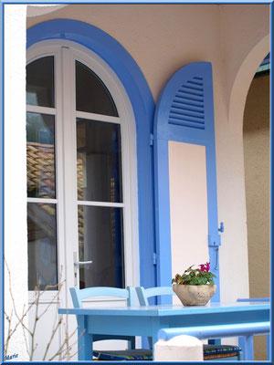 """Maison """"Loulou"""", village de L'Herbe, Bassin d'Arcachon (33)"""