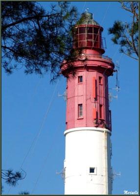 Le sommet du phare (Cap Ferret)
