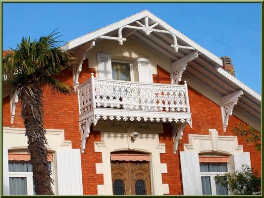 """Villa """"Marie Joseph"""" en """"Ville d'Hiver"""" à Arcachon"""