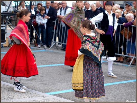 Danseurs Aragonais, Fête au Fromage, Hera deu Hromatge, à Laruns en Vallée d'Ossau (64)