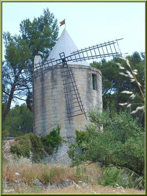 Le Moulin de Bretoule sur la Coste