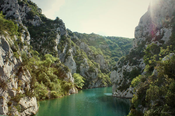 Gorges du Verdon ( Montmeyan ) 05.07.13