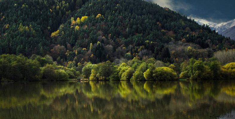 Le Lac Chambon  12.11.13