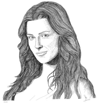 Kahlan Amnell (Bridget Regan), Confessor from the Sword of Truth by Terry Goodkind,  2020