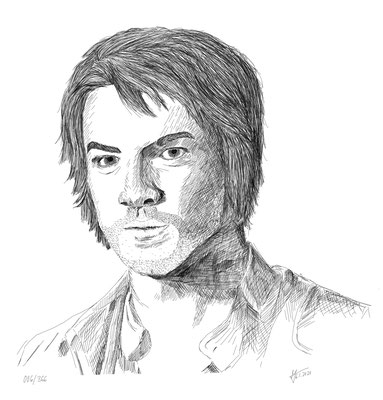 Richard Cypher (Craig Horner), Seeker from the Sword of Truth by Terry Goodkind, 2020