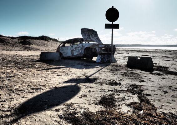 Abandoned, 2017 – Mellbystrand, Sweden