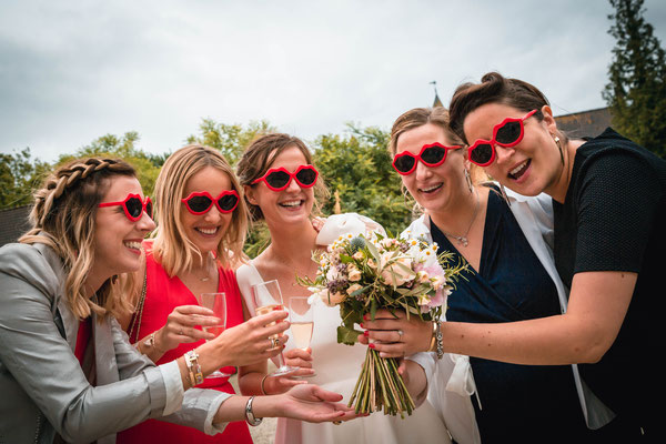 photographe mariage témoins