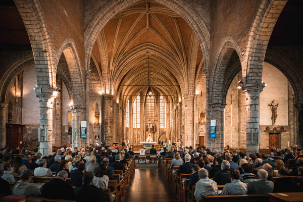 photographe église mariage