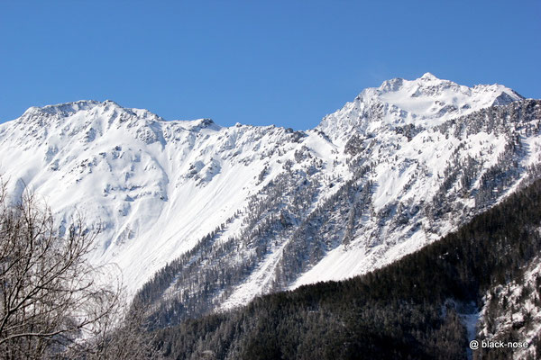 Umhausens Bergwelt