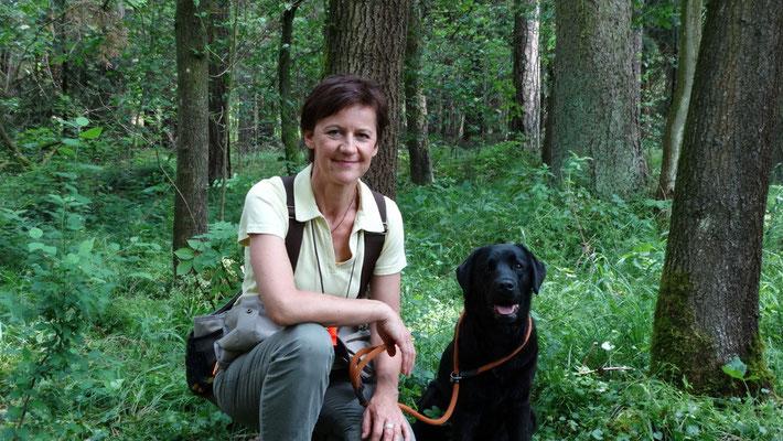 Petra und Paula, Danke an Marten für das Foto!
