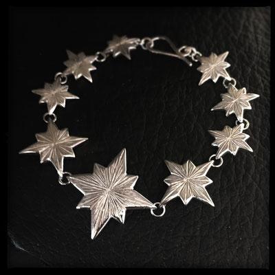 Starborn Bracelet - Sterling Silver