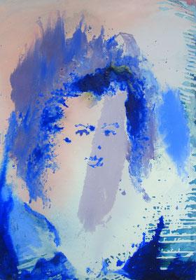 Duke of Canterbury, 2006, 80 x 60 cm,  oil on canvas