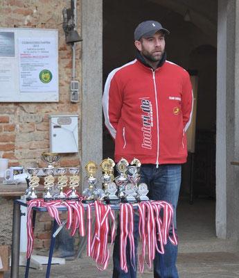 Preisverleihung Clubmeisterschaften 2015
