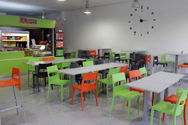 L'Open Café espace pour les lycéens