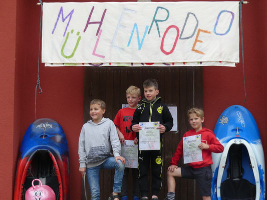 Sieger Mühlenrodeo K1JM U10