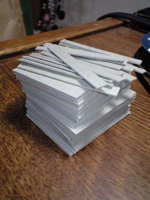 これは背表紙と、裏表の表紙の中の厚紙。