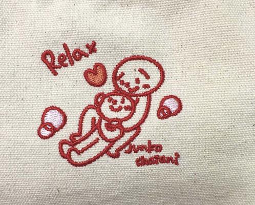刺繍部分(生成)