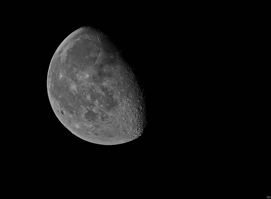 Mond am 10.09.2009