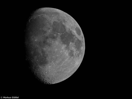 Mond am 24.02.2010