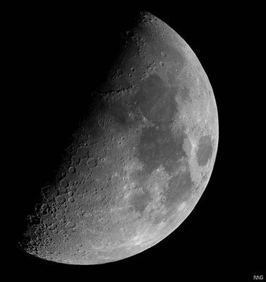 Mond am 23.03.2010