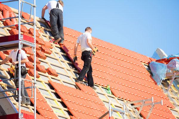 Neudecung / Sanierung von Dächern mit Bauko und Partner, Santa Ponsa, Mallorca