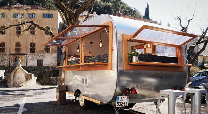 la caravane gaufronomie. Black Bedroom Furniture Sets. Home Design Ideas