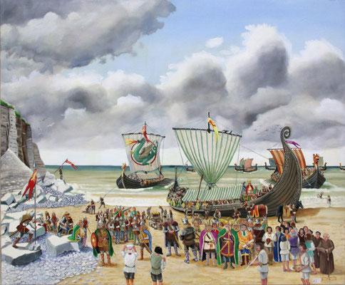 Les Vikings débarquent