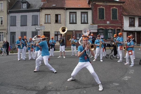 - L'harmonie de Quesnoy-Molliens-Villers