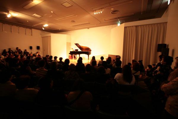 Klavierabend Tokyo Fuji Art Museum 2009  ピアノ・リサイタル 東京富士美術館 2009