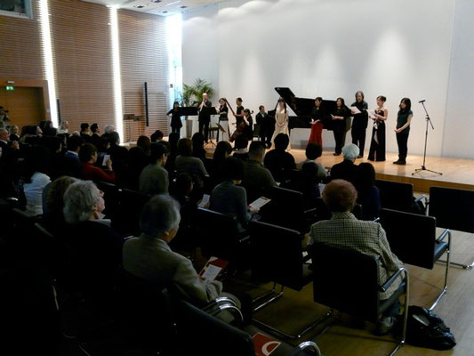 Benefizkonzert für Japan 2012 チャリティーコンサート 2012年