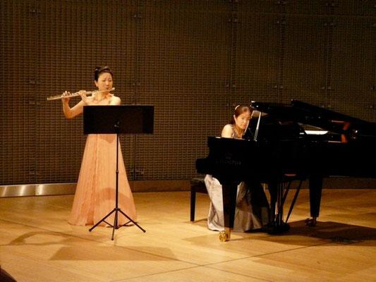 Junko Aota Flötenrecital 2011 青田純子フルート・リサイタル 2011
