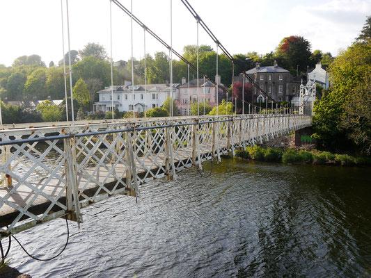 Shaky Bridge in Cork City.