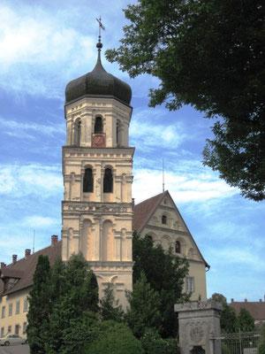 Kapelle von Schloss Werdenberg, Stammsitz der Familie von Werdenberg.