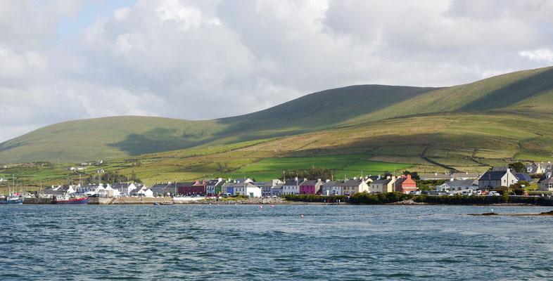 Portmagee auf Valentia Island.
