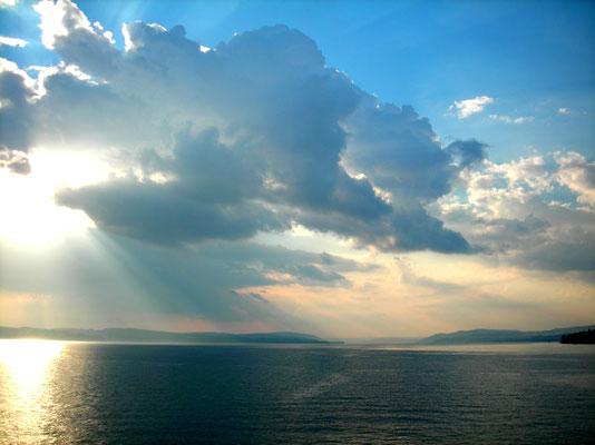 Der Überlinger See wirkt manchmal wie ein Fjord.