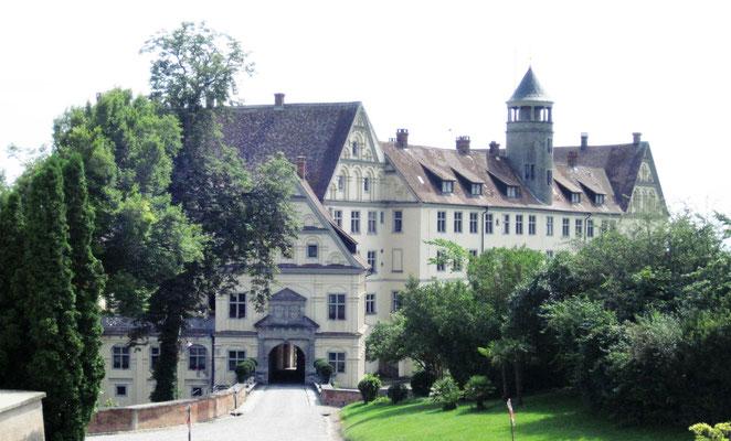 """""""Von Schloss Werdenberg aus hatte man einen atemberaubenden Fernblick. Da, wo eigentlich der Linzgau mit seinen Städtchen, Wäldern, Wiesen und dem Bodensee liegen sollte, war ein weißes Nebelmeer."""""""