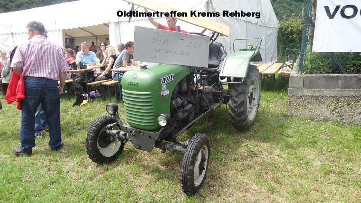 Oldtimertreffen Krems Rehberg (Hauptpreis 15er Steyr)