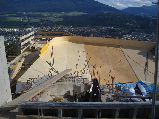 INKB Hungerburg Innsbruck / Austria