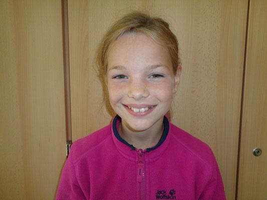 Lotta Umland, Klasse 4c, 2. Schülersprecherin