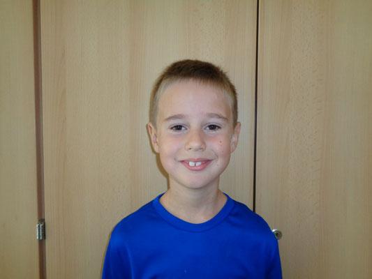 Ben Danne, Klasse 3c, 1. Schülersprecher