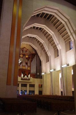 L'Oratoire Saint-Joseph du Mont-Royal - innen Ansicht