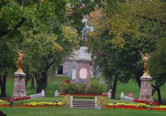 Friedhof Notre Dame des Neiges