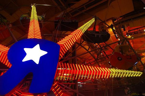 kleines Riesenkarussel im Toys´R´us am Times Square