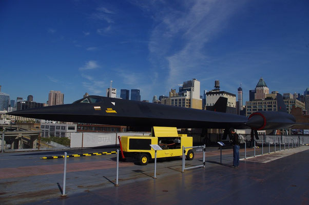 Lockheed A-12 Blackbird