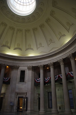 Federal Hall innen