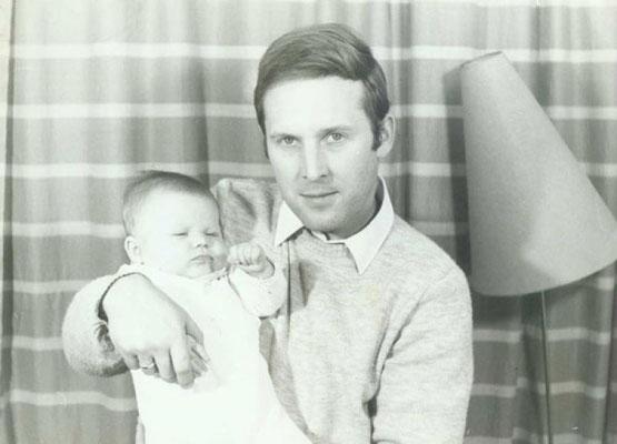 z synem Piotrkiem